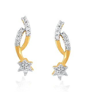 Nakshatra Diamond Earrings PE14549SI-JK18Y