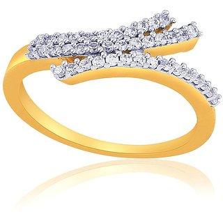 Asmi Diamond Ring DDR24397SI-JK18Y