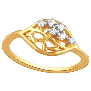 Asmi Diamond Ring PR13148SI-JK18Y