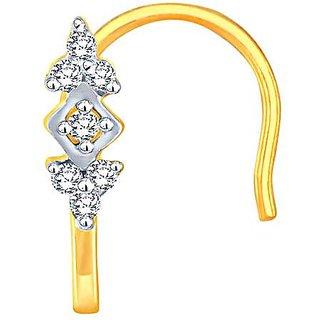 Shuddhi Diamond Nosepin DGNP0030SI-JK18Y