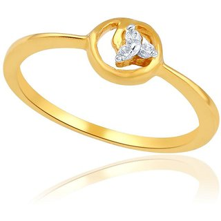 Gili Diamond Ring ADR00137SI-JK18Y