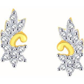 Nakshatra Diamond Earrings PE18176SI-JK18Y
