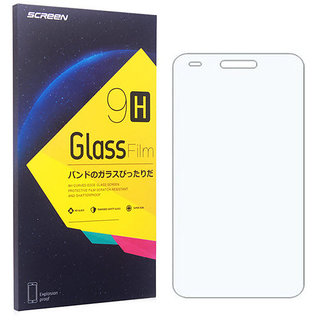 LG X cam Tempered Glass Screen Guard By Aspir