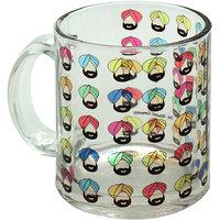 The Elephant Comoany Paaji Glass Coffee Mug