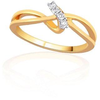 Gili Diamond Ring LRL300SI-JK18Y