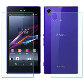 Sony Xperia Z1 Compact Tempered Glass Screen Guard By Aspir