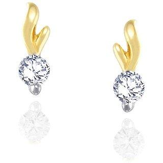 Asmi Diamond Earrings DDE01112SI-JK18Y
