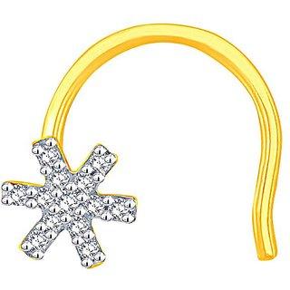 Shuddhi Diamond Nosepin NR85059SI-JK18Y