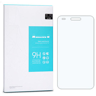 Lyf Wind 10 Tempered Glass Screen Guard By Aspir