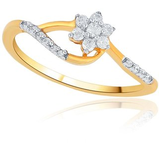 Nakshatra Diamond Ring NRC1072SI-JK18Y