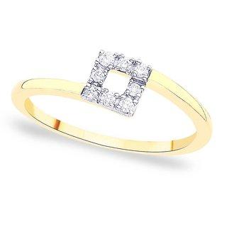 Shuddhi Diamond Ring DDR03247SI-JK18Y
