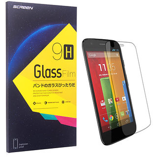 Moto E3 Tempered Glass Screen Guard By Aspir