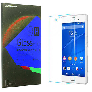 Sony Xperia E3 Tempered Glass Screen Guard By Aspir