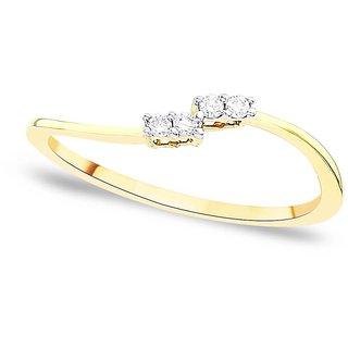Shuddhi Diamond Ring DDR03245SI-JK18Y