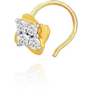 Sangini Diamond Nosepin IDJ00086SI-JK10Y