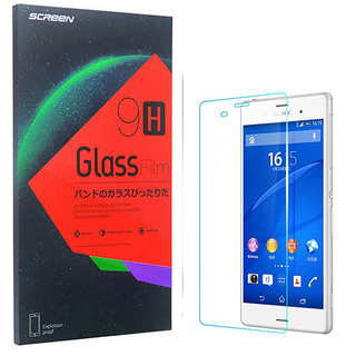 Sony Xperia E3 Dual Tempered Glass Screen Guard By Aspir