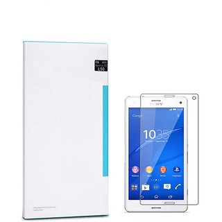 Sony Xperia M Tempered Glass Screen Guard By Aspir