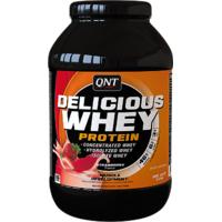 Qnt Delicious Whey Protein Powder Strawberry - 1 Kg