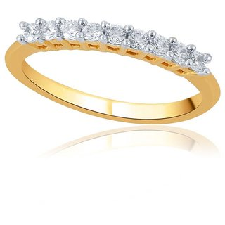 Sangini Diamond Ring PRA1R284SI-JK18Y