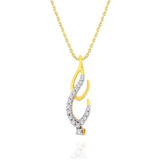 Asmi Diamond Pendant PRA2P3678SI-JK10Y