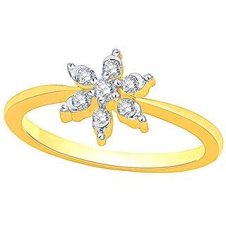 Nakshatra Diamond Ring NRA008SI-JK18Y