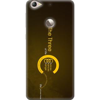 LeEco Le 1S Mobile back cover LETV-1S.69