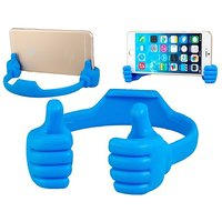 Mart and True Vision Thumbs Up Ok Tablet/ True Visionbile Holder Stand ( Multi color )