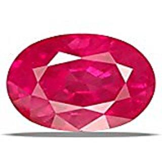6.25 Ratti Ruby gemstone  LAB  Certificate