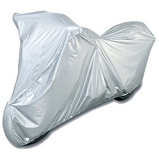 Autoplus Two Wheeler Cover For Gusto (Silver)