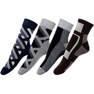 By The Way Ankle Length Socks(Pair of 4)