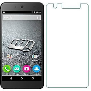 Ultra Clear Screen Protector for Micromax Canvas Juice 3+ Q394