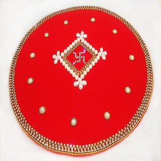 designer thali handmade