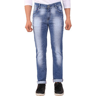 WineGlass Cotton Stretch Blue Jeans H318ST