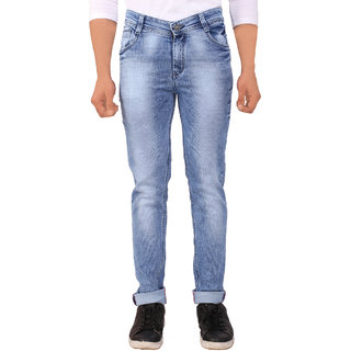 WineGlass Cotton Stretch Blue Jeans H316ST