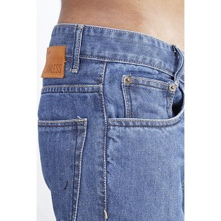 Lawless Low Waist, Slim Fit Jeans