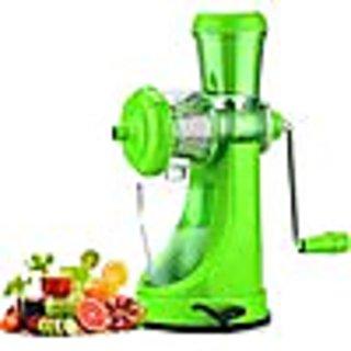 fruit juicer delux green