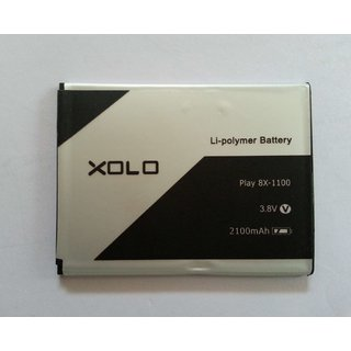 NEW HI QUALITY REPLACEMENT BATTERY FOR XOLO PLAY 8X - 1100 / 3.7 V / 2100MAH