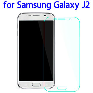 Screen protector for Samsung J2 / Tampered glass for Samsung J2 / screen guard for samsung J2
