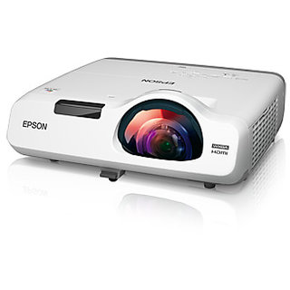Epson EB-525W WXGA Short Throw Projector