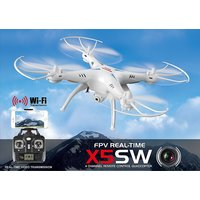 SYMA X5SW WiFi Real Time FPV Camera Drone Quadcopter