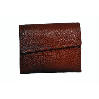 NoVowels Card Holder Hard Leather Red (Synthetic leather/Rexine)