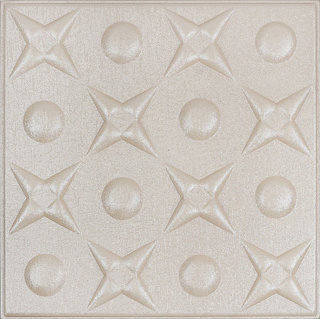Silfra 3D Leather Panel - 3D leather Panels / Tiles for Walls  Ceilings (Qty - 12) - Model SD08002