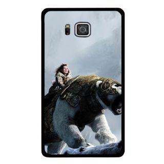 SLR Designer Back Case For Samsung Galaxy Alpha ( S801 )