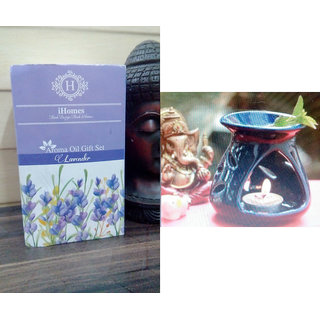 iHomes Aroma oil diffuser gift Lavender