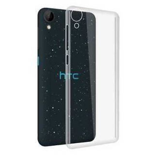 HTC DESIRE 630 DUAL SIM TRANSPARENT SOFT SILICONE BACK JELLY COVER