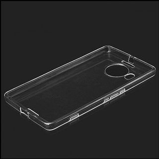 best website 11c85 3475b Samsung Galaxy On8 Transparent back cover (Crystal Clear soft back cover)