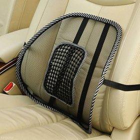 Pegasus Premium Mesh Ventilation Back Rest with Lumbar Support For Aspire