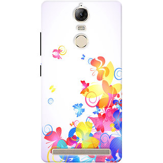 Ally Printed 3D Back cover for Lenovo Vibe K5 Note