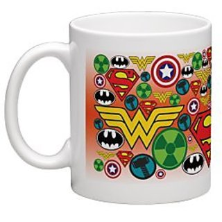dHiNcHaK Avengers Ceramic Mug