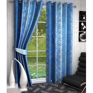 This Eyelet window curtain is a must-have in your Home collection. The Curtains Nature offered by Home Luxurious are mad